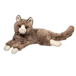 "Marty the Mocha Cat 13""L"