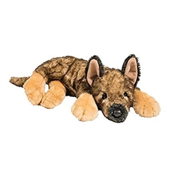 "Mya German Shepherd Floppy Pup 20""L"