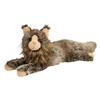 "Oscar Dlux Maine Coon Cat by Douglas 20"" Long"