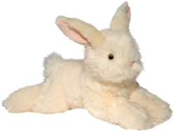 "Peaches Cream Bunny Floppy Plush Toy 17"" L"