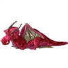 "Red Ruby Dragon 7""h"