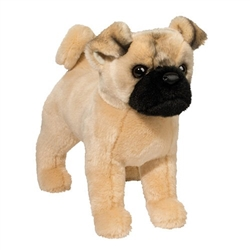 "Russo Pug Standing 12"" Long"