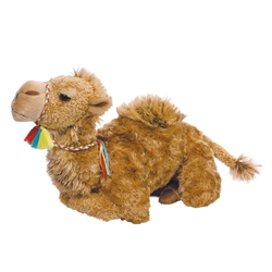 "Spitz Camel by Douglas Cuddle Toy 11.5"" L"