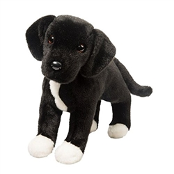 "Twister Black Lab Pit Bull Mix 17"" L"