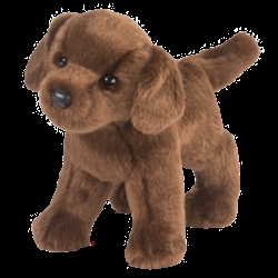 "Tucker Chocolate Lab 10"" L"