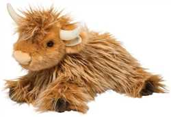 "Wallace Highland Cow 15"" L"