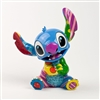 "Disney by Britto Stitch Figurine 7.5"" H"