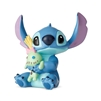 "Enesco Disney Showcase Stitch with Scrump Doll Mini Figurine 2.5"" H"