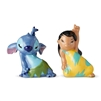 "Lilo and Stitch Salt and Pepper Shakers 3.5"" High"