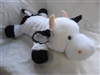 "Cow Lying Plush Toy 30"" L"
