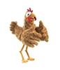 "Chicken Puppet 18"" H"
