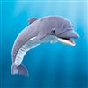 "Dolphin Puppet by Folkmanis 16"" L"