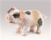 "Grunting Pig Puppet 14"" L"