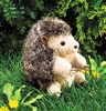 "Hedgehog Puppet 6.5"" H"
