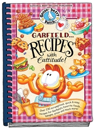 Gooseberry Patch Garfield Cookin' with Cattitude! Cookbook