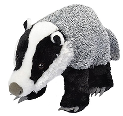 "Badger Cuddlekins Collection 12"" L"