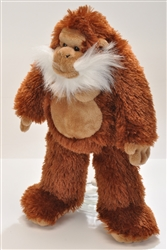 "Big Foot Animal Planet Plush Toy 20"" H"