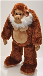 "Big Foot Animal Planet Plush Toy 12"" H"