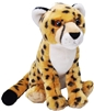 "Cheetah Cub Cuddlekins Plush Toy 12"" High"