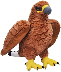 "Golden Eagle Cuddlekins Plush Toy 13"" High"