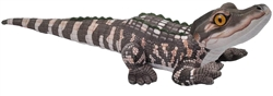 "Baby Alligator Living Stream Collection by WIld Republic 20"" L"