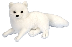 Mini Arctic Fox Cuddlekins by Wild Republic