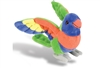 Mini Lorikeet Cuddlekins 6.5""