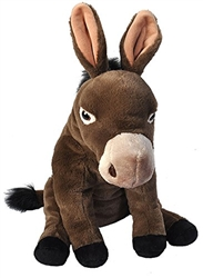 "Mule Cuddlekins Plush Toy 12"" Long"