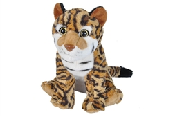 "Ocelot WIild Republic Cuddlekins Collection 11"" High"