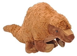 "Pangolin Plush Toy 19"" long including tail"