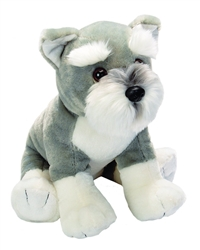 "Schnauzer Pet Shop Collection 10.5"" H"