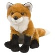 "Red Fox Cuddlekins 12""H"