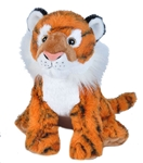 "Siberian Tiger Orange Cuddlekins 11""H"