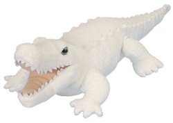 "White Alligator 15"" L"