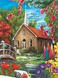 Serenity Church 1000 Piece Puzzle