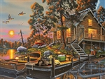 Duck Haven 1000 Piece Puzzle