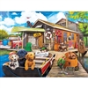 Gone Fishin 500 Piece Puzzle