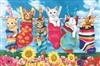 Hanging Out Kitten 500 Piece Puzzle