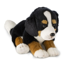 "Nat & Jules Collection Bernese Mountain Dog 12"" L"