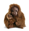 "Orangutan and Baby from the Nat & Jules Collection 11"" H"