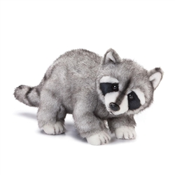 Raccoon Plush Toy from the Nat & Jules Collection
