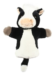 Cow CarPets Puppet