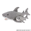 "Great White Shark wtih Baby 23""L"