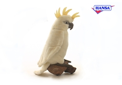Hansa White Cockatoo