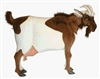 "Goat Life Size by Hansa Toys 42"" L"