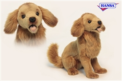 Hansa Golden Retriever Pup Brown