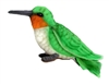 "Hummingbird Plush Toy by Hansa 3"" H"