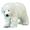 "Polar Bear Cub Standing by Hansa 19"" L"