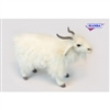 "White Turkish Goat 10.92"" H"