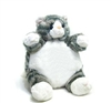 Grey Tabby Cat Plumpee Large